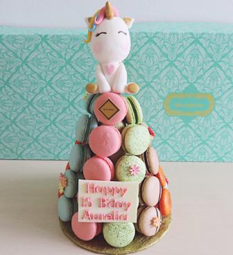 Macaron Tower Tangerang