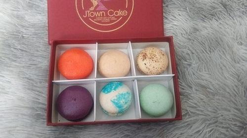 Macaron di Bogor